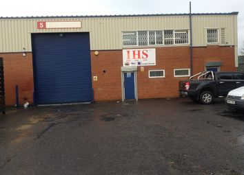 Thumbnail Light industrial to let in 5 Bookers Way, Dinnington, Sheffield