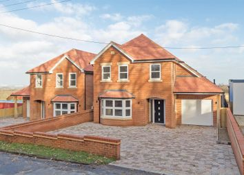 Thumbnail 4 bed detached house for sale in Wallbridge Lane, Upchurch, Sittingbourne