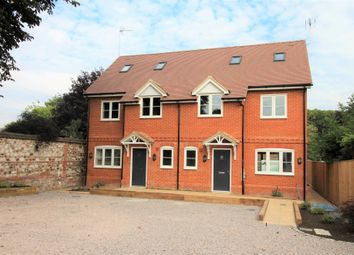 Thumbnail 3 bed semi-detached house for sale in High Street, Lambourn