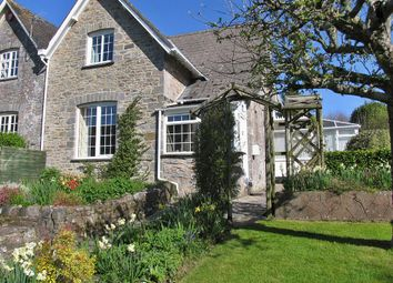 Thumbnail 3 bed semi-detached house for sale in Staverton, Totnes