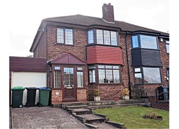 Thumbnail 3 bed semi-detached house for sale in Hillbank, Oldbury