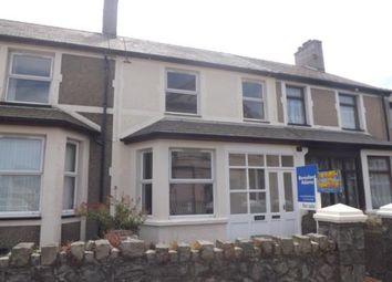 Thumbnail 3 bed terraced house for sale in Trefor, Caernarfon