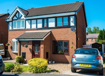 2 bed semi-detached house for sale in Barbrook Close, Standish, Wigan WN6