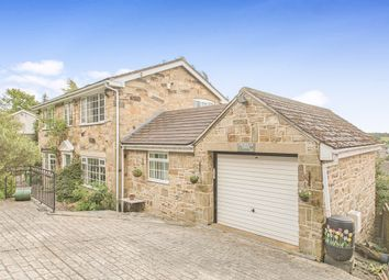 Thumbnail 4 bed detached house for sale in Field Head Lane, Birstall, Batley