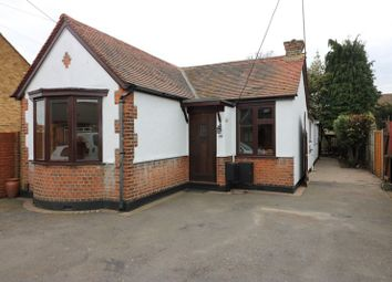 Thumbnail 2 bedroom detached bungalow for sale in South Crescent, Southend-On-Sea