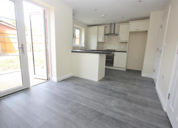 Thumbnail 3 bed town house for sale in Farwell Crescent, Chickerell, Weymouth
