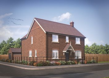 Thumbnail 4 bed semi-detached house for sale in Kings Manor, Coningsby