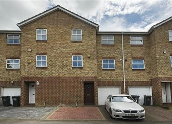 Thumbnail 4 bedroom terraced house for sale in Valley Gardens, Mounts Road, Greenhithe