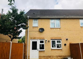 Thumbnail 3 bed property to rent in Paisley Close, Leagrave, Luton