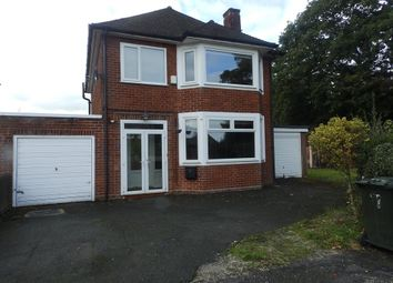 Thumbnail 3 bed detached house for sale in Meadway, Little Sutton, Ellesmere Port