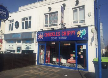 Thumbnail Commercial property to let in Fish & Chip Shop, Poole