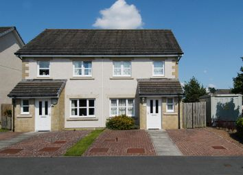 Thumbnail 3 bed semi-detached house for sale in 16 Birley Court, St. Boswells, Melrose