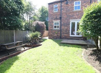 Thumbnail 3 bed semi-detached house for sale in Castlefields, Rothwell, Leeds