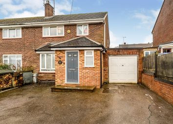 Thumbnail 3 bed semi-detached house for sale in Westfield Road, Northchurch, Berkhamsted
