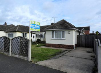 Thumbnail 2 bed semi-detached bungalow for sale in Beresford Road, Mansfield Woodhouse, Mansfield