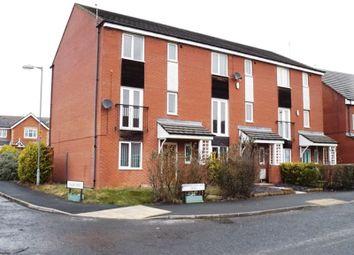 Thumbnail 4 bed terraced house to rent in Harrington Way, Ashington