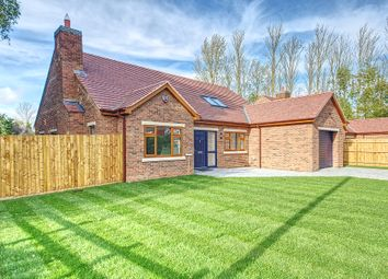 Thumbnail 4 bed detached bungalow for sale in Hargrave, Wellingborough, Northamptonshire