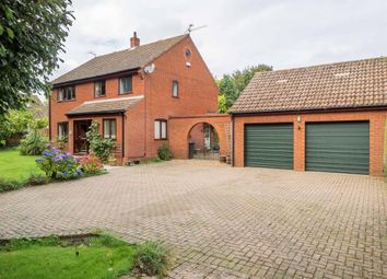 Thumbnail 4 bedroom detached house for sale in Cromer Road, High Kelling, Holt