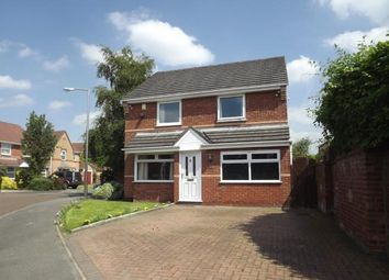 Thumbnail 3 bedroom detached house for sale in Sandpiper Drive, Stockport, Greater Manchester