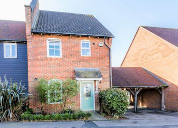 Thumbnail 3 bed semi-detached house for sale in Kirk View, Singleton, Ashford