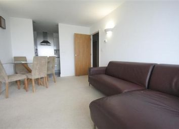 Thumbnail 1 bedroom flat to rent in Elektron Tower, London