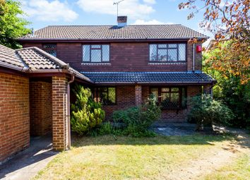 Thumbnail 4 bed detached house to rent in Chestnut Rise, Droxford, Southampton