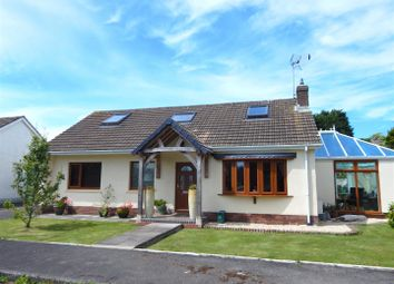 Thumbnail 3 bedroom detached house for sale in South Close, Bishopston, Swansea