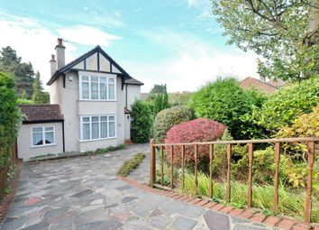 Thumbnail 3 bed detached house for sale in Knoll Rise, Orpington