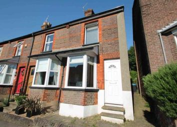 Thumbnail 3 bedroom end terrace house for sale in Crescent Road, Hemel Hempstead, Hertfordshire