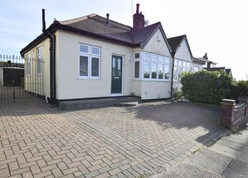 Thumbnail 3 bedroom semi-detached bungalow for sale in David Drive, Romford