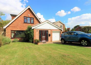 Thumbnail 4 bed detached house for sale in Crown Green, Shorne, Gravesend