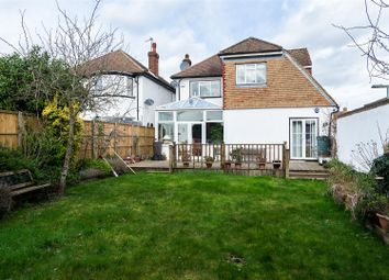 Thumbnail 3 bed detached house for sale in Poverest Road, Petts Wood, Orpington