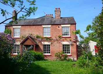 Thumbnail 2 bed cottage for sale in Fore Street, Ide, Exeter