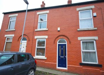 Thumbnail 2 bed terraced house for sale in Audley Street, Cockbrook, Ashton-Under-Lyne