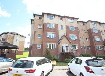Thumbnail 2 bed flat for sale in Burnvale, Livingston, West Lothian