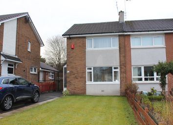 Thumbnail 2 bedroom semi-detached house for sale in Duror Street, Greenfield