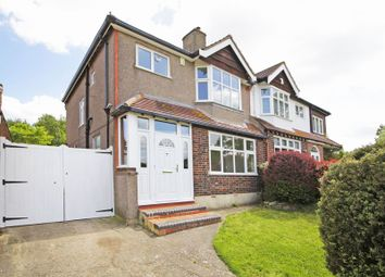Thumbnail 3 bed semi-detached house to rent in Court Farm Road, London