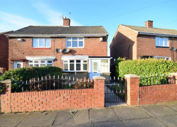 Thumbnail 2 bed semi-detached house to rent in Appleby Road, Farringdon, Sunderland