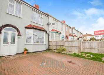 Thumbnail 3 bedroom end terrace house for sale in Hudds Hill Road, St George, Bristol