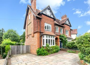 Thumbnail 5 bed semi-detached house for sale in Snatts Hill, Oxted, Surrey