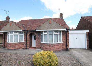 Thumbnail 2 bed bungalow to rent in Almsford Drive, York