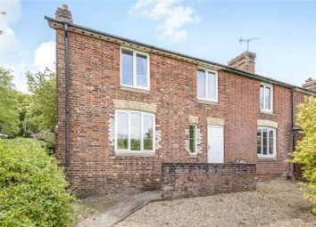 Thumbnail 4 bed end terrace house for sale in Andover Road North, Winchester, Hampshire