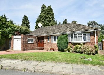 Thumbnail 3 bed bungalow for sale in Rockways, Arkley, Hertfordshire