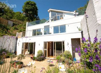 Thumbnail 4 bed detached house for sale in Woodside Avenue, Brighton, East Sussex
