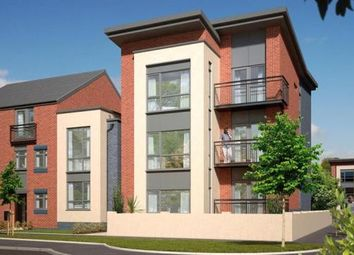 Thumbnail 2 bed flat for sale in Hanley, Stoke On Trent, Staffordshire