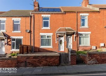 Thumbnail 2 bed terraced house for sale in North Seaton Road, Newbiggin-By-The-Sea, Northumberland