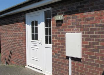 Thumbnail 1 bed bungalow to rent in Clifford Road, Skegness