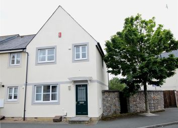 Thumbnail 3 bedroom end terrace house for sale in Monica Walk, Greenbank, Plymouth