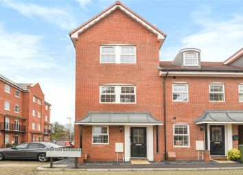 Thumbnail 4 bed semi-detached house for sale in Ashton Gardens, Eastleigh, Hampshire