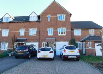 Thumbnail 4 bed town house for sale in Holcot Lane, Portsmouth